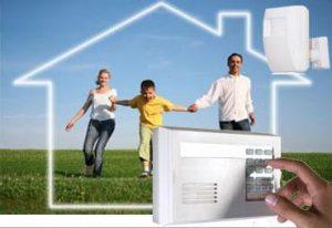 Alarma de seguridad para tu casa monitoreo de alarmas - Seguridad en tu casa ...