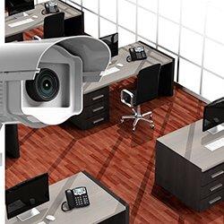 seguridad en oficinas